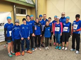 LAC AMATEURE STEYR weiter überlegen in Neuhofen/Krems!