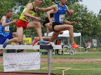 Erfolgreiches Wochenende für die LAC Amateure Steyr Leichtathleten/Innen