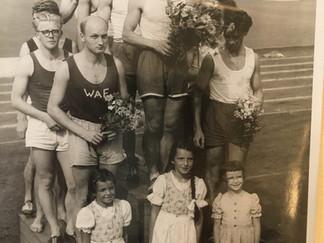Staatsmeistertitel vor 65 Jahren für LAC Amateure Steyr!