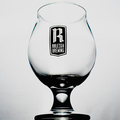 Raleigh Brewing Company Goblet