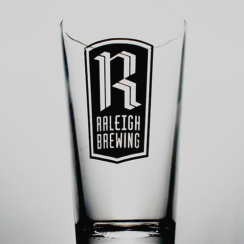 Raleigh Brewing Company Pint Glass