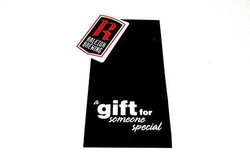 Raleigh Brewing Company Gift Card