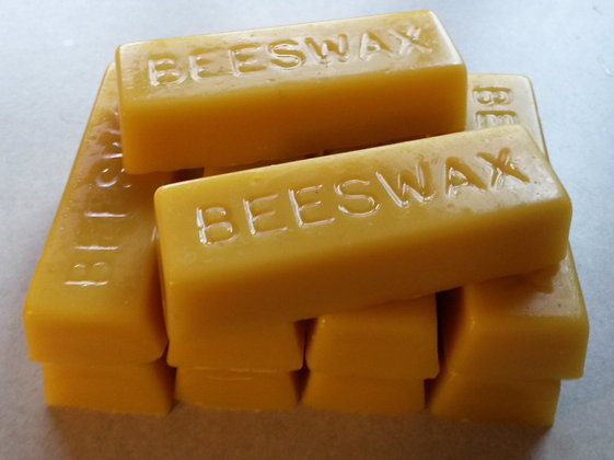 Pure Beeswax - 1 oz sticks - each