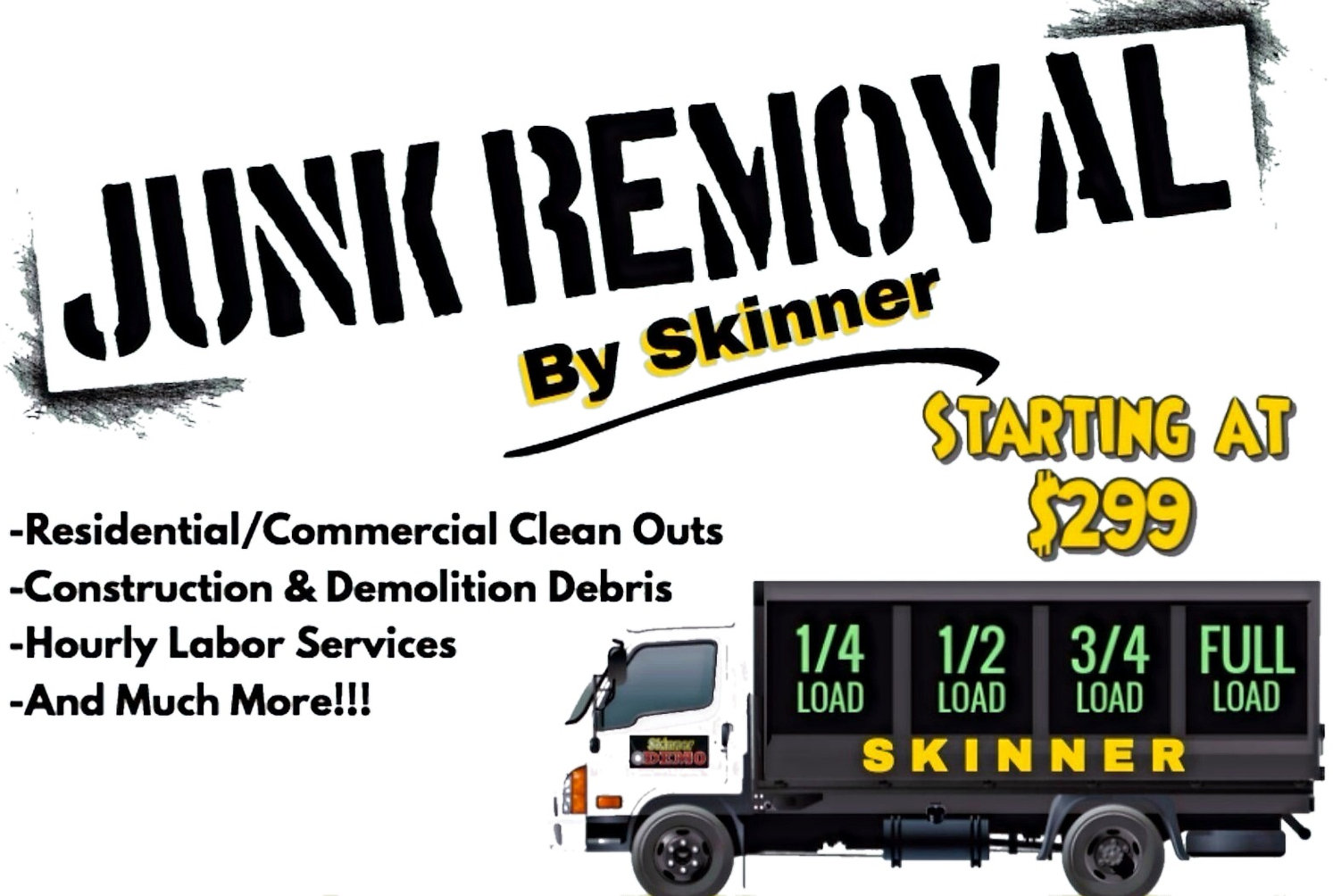 Skinner Services Inc Junk Removal
