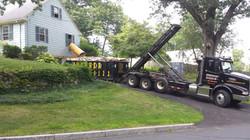 Skinnerdemo+demo+demolition+disposal+dumpster+Interior residential demo