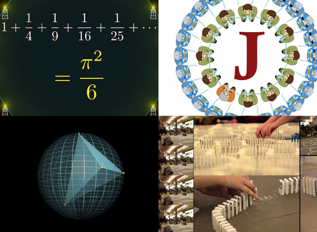 My Favorite Math Videos!