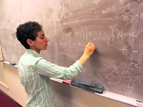 Maryam Mirzakhani: Remembering a Mathematical Pioneer