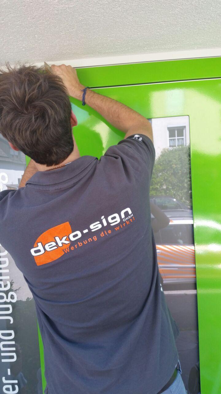 deko-sign Werbetechnik FFB