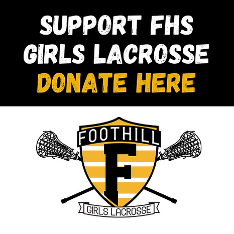 Donate to Foothill Girls Lacrosse