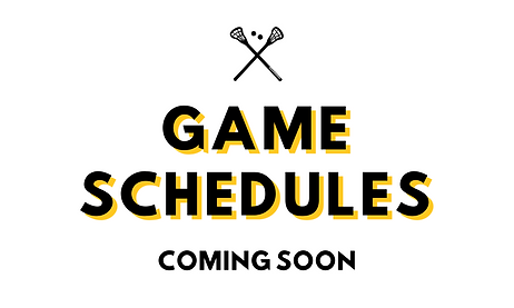 Foothill Girls Lacrosse Game schedule