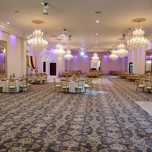 Indoor banquet
