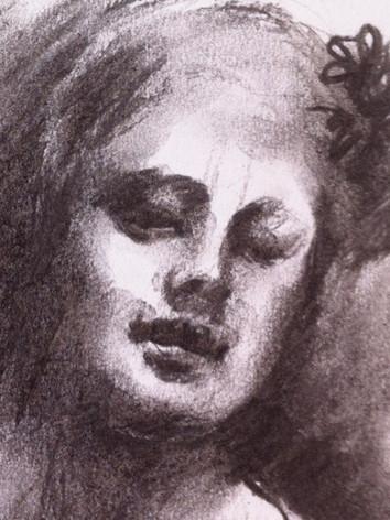 Head Sketch Annie