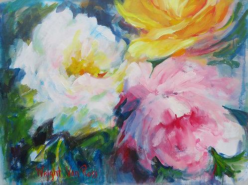 Three Roses - Trois Roses