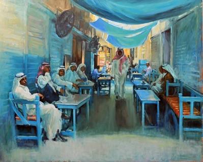 21_Coffee Shop, Bahrain, Cafe Magasin