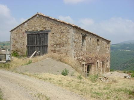 La Grange, Puech Gazal, Aveyron, prior to renovation