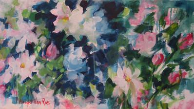 59_Rose Panel - Panneau Rose