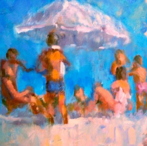 Beach Studies 1