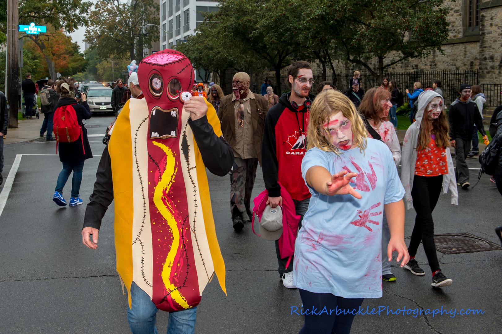 Ottawa Zombie Walk - 2016  34