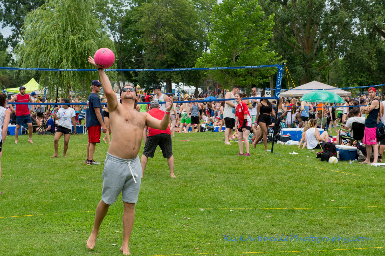 HOPE Beach Volleyball - 2016 18