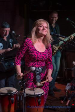 Leslie Rohonczy Band - Moose McGuire's 24-09-2016 14