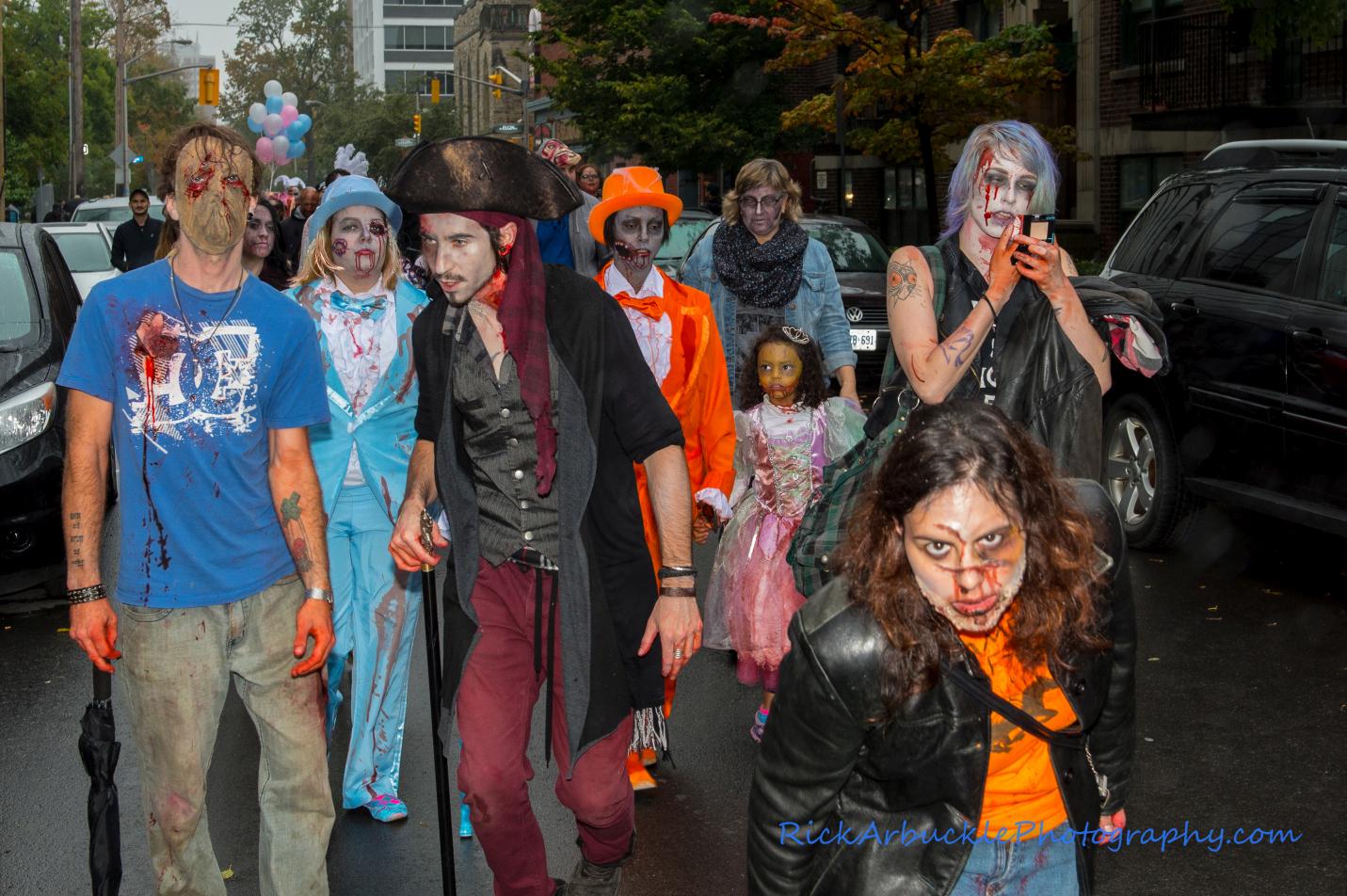 Ottawa Zombie Walk - 2016  38