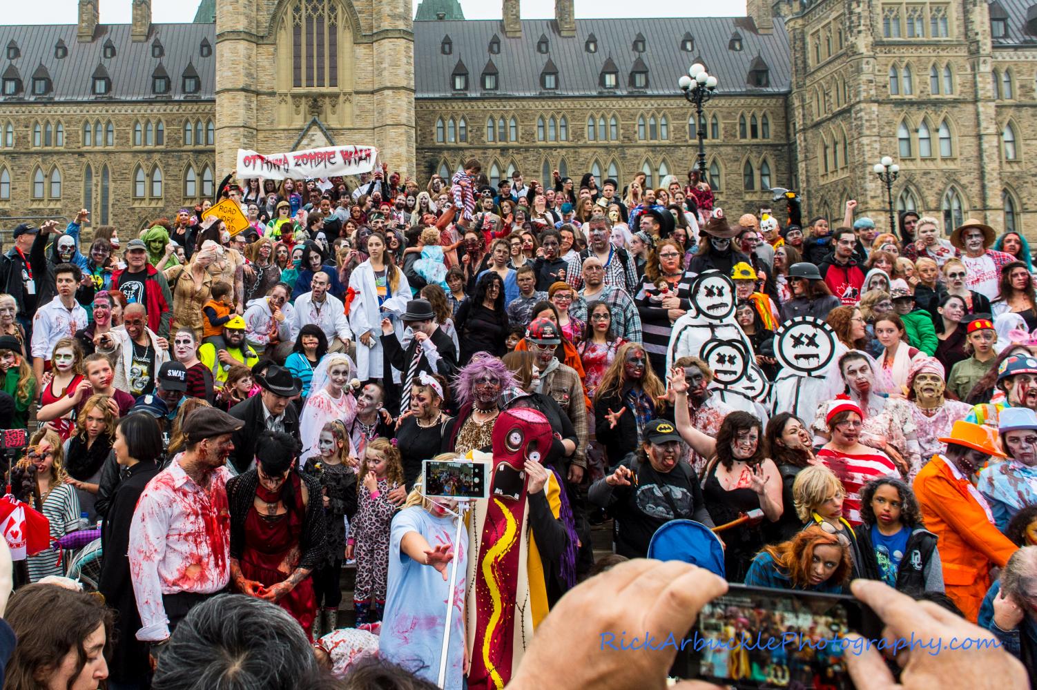 Ottawa Zombie Walk - 2016  69