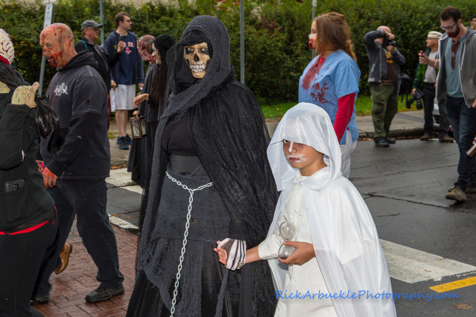 Ottawa Zombie Walk - 2016  28