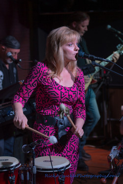 Leslie Rohonczy Band - Moose McGuire's 24-09-2016 15
