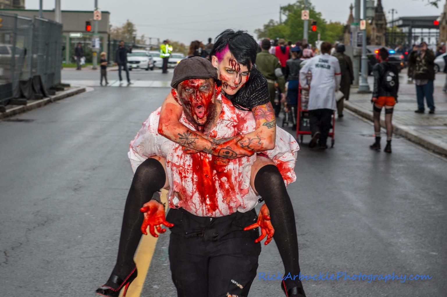Ottawa Zombie Walk - 2016  55