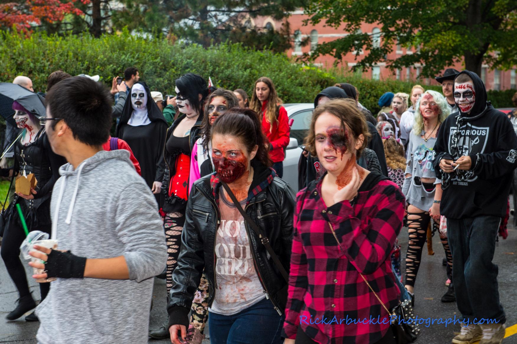 Ottawa Zombie Walk - 2016  22