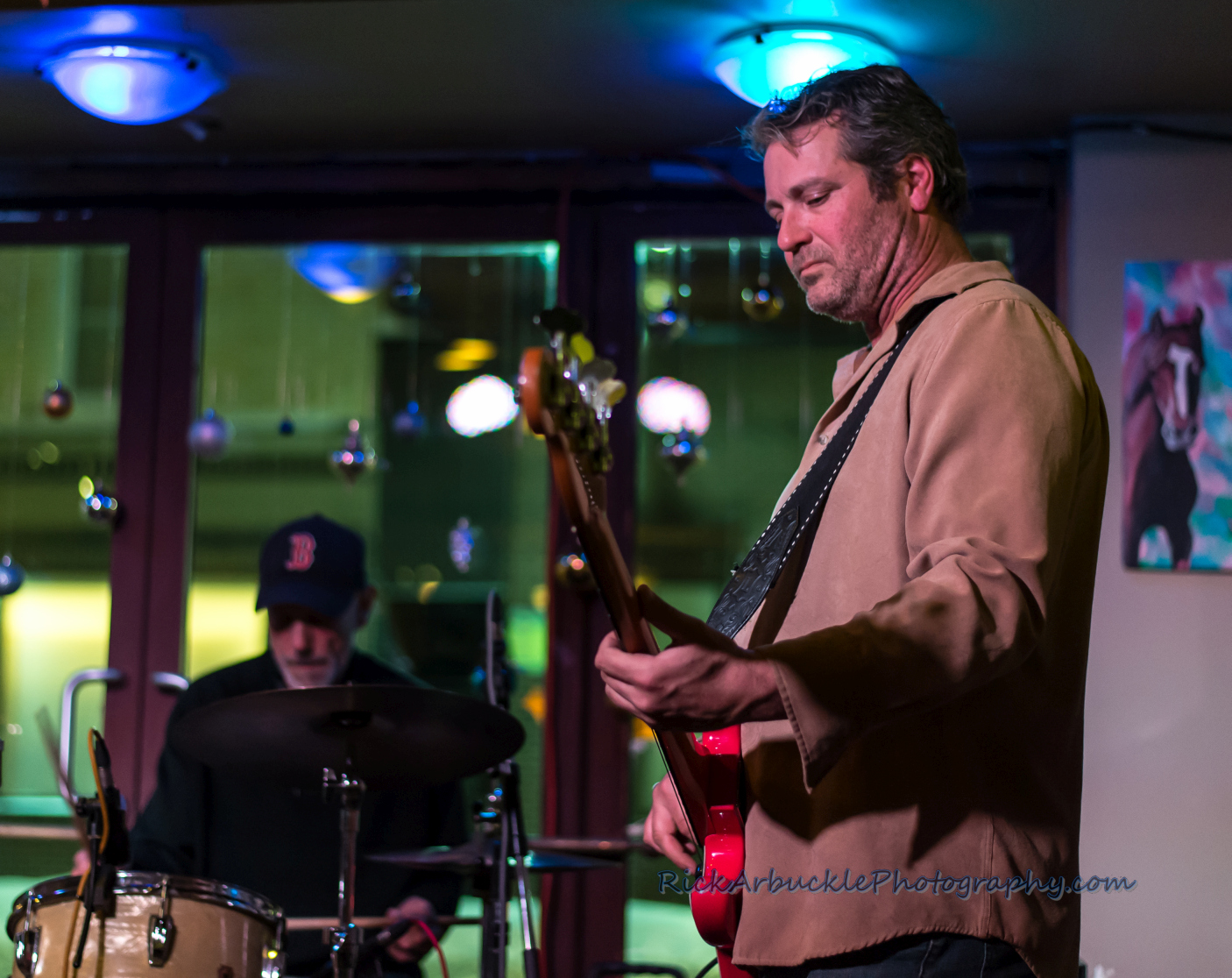 Rod Williams Band - Atomic Rooster 2016 12 17  15