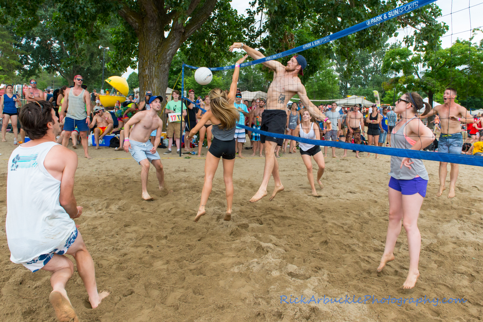 HOPE Beach Volleyball - 2016 32