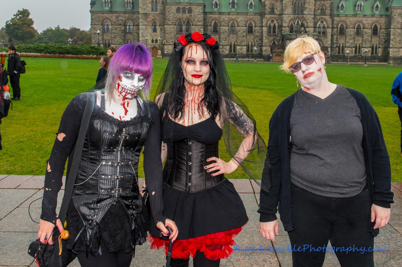 Ottawa Zombie Walk - 2016  95