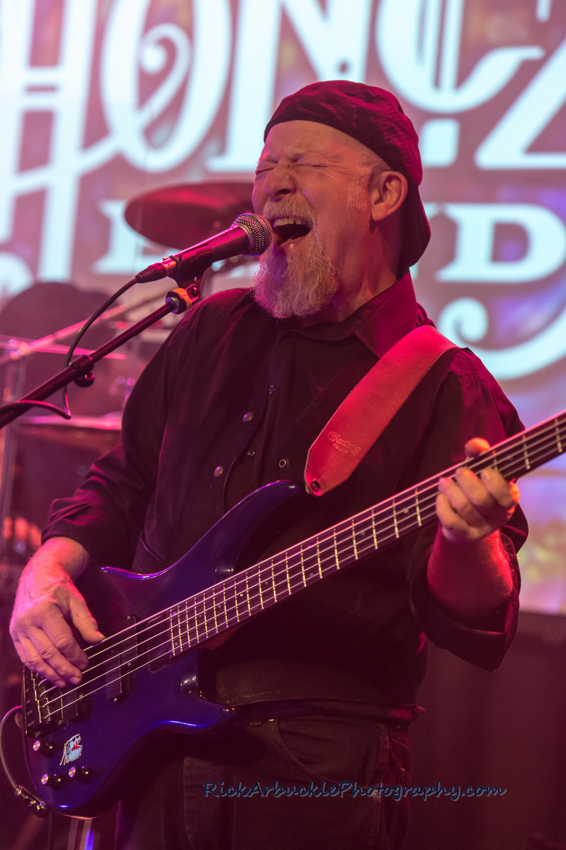 Leslie Rohonczy Band - Greenfield's 2016 12 09  28