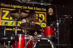 Aenigma at Zaphod's 09