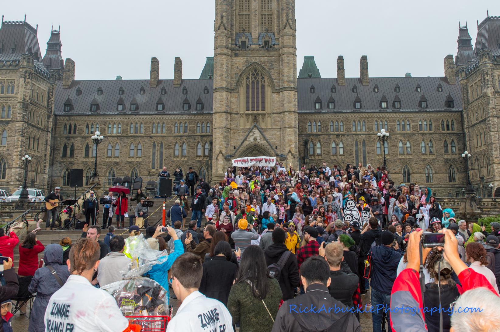 Ottawa Zombie Walk - 2016  66