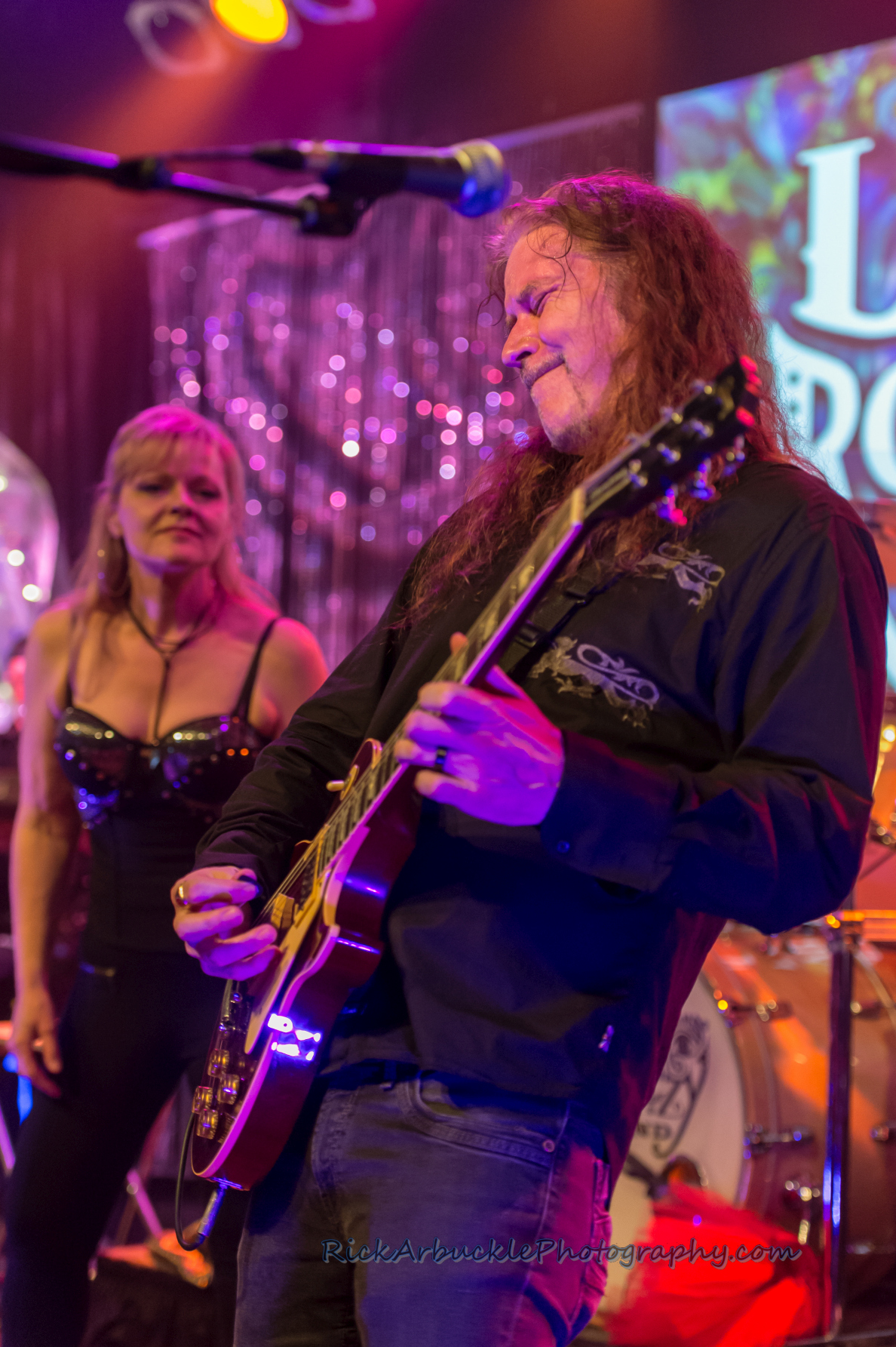 Leslie Rohonczy Band - Greenfield's 2016 12 09  43