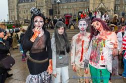 Ottawa Zombie Walk - 2016  82