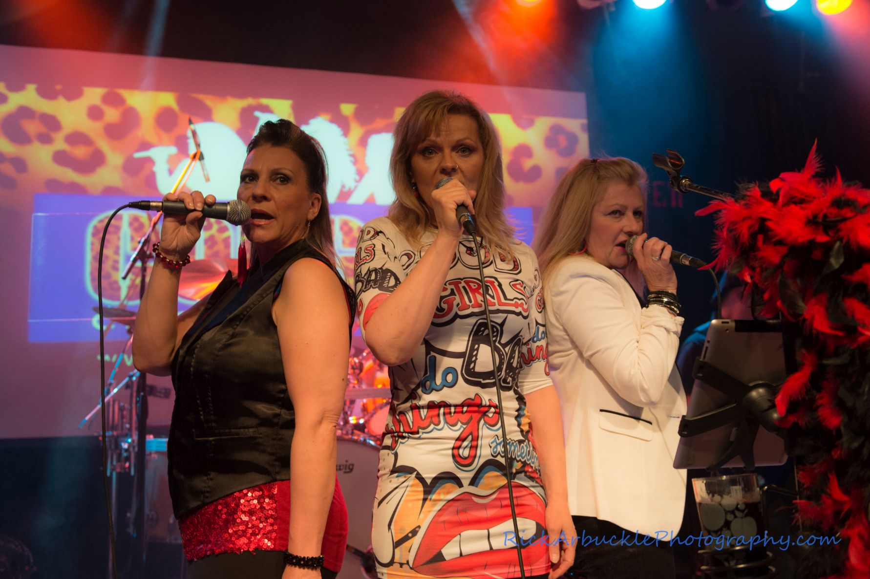 The Cougar Chicks - Greenfield's 07