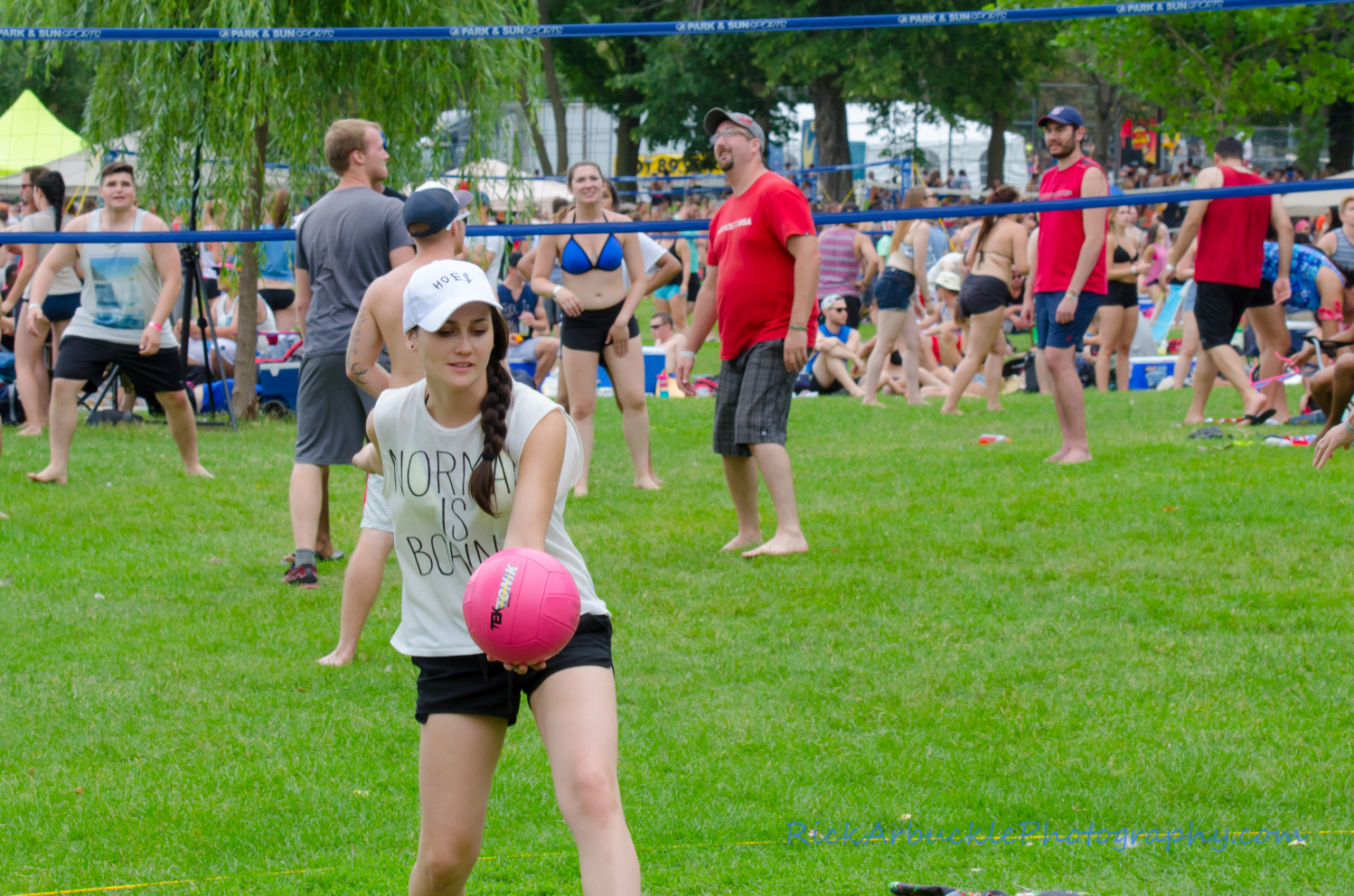 HOPE Beach Volleyball - 2016 14