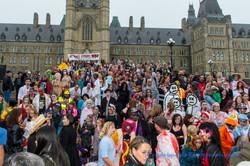Ottawa Zombie Walk - 2016  68
