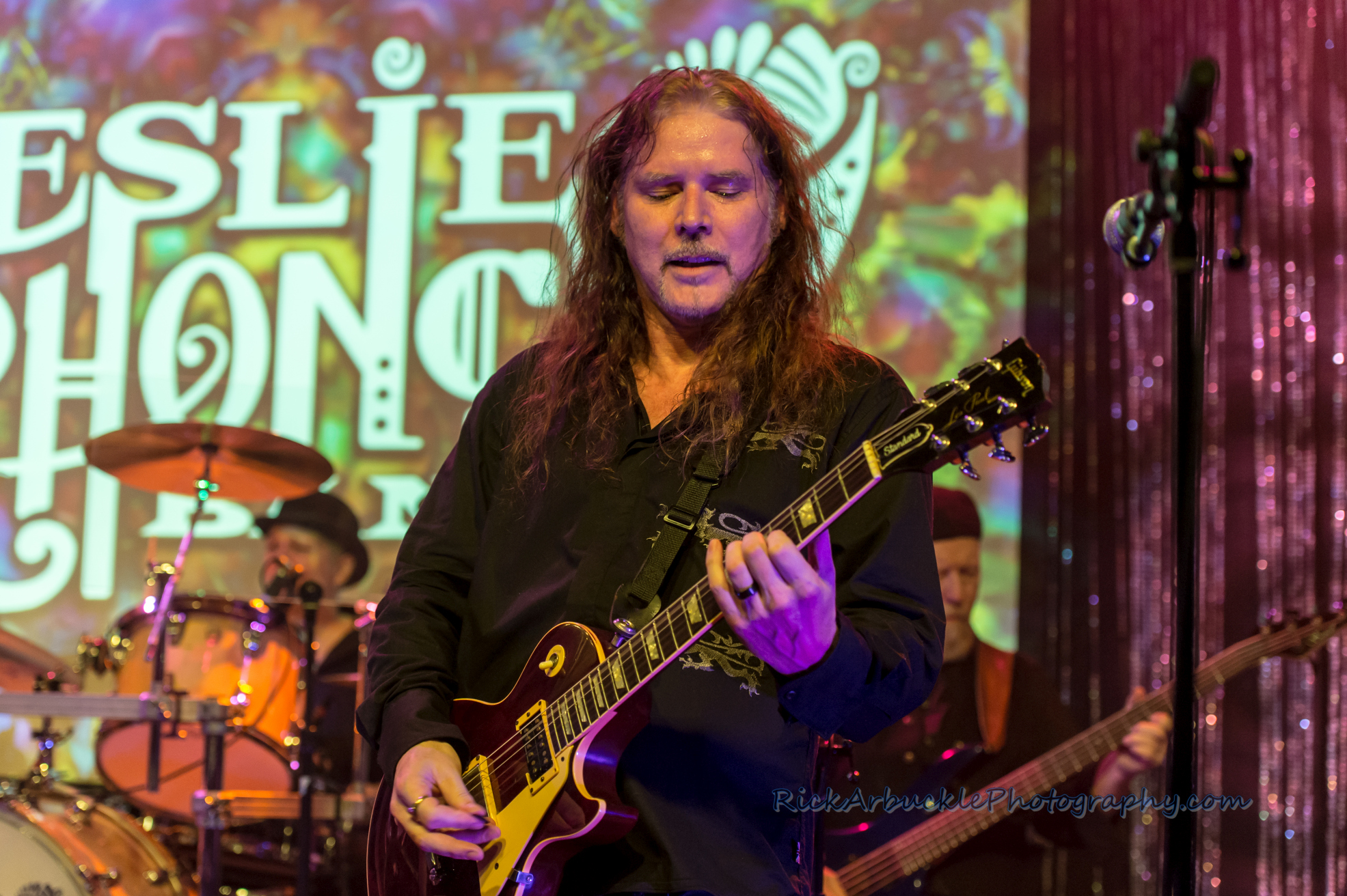 Leslie Rohonczy Band - Greenfield's 2016 12 09  45