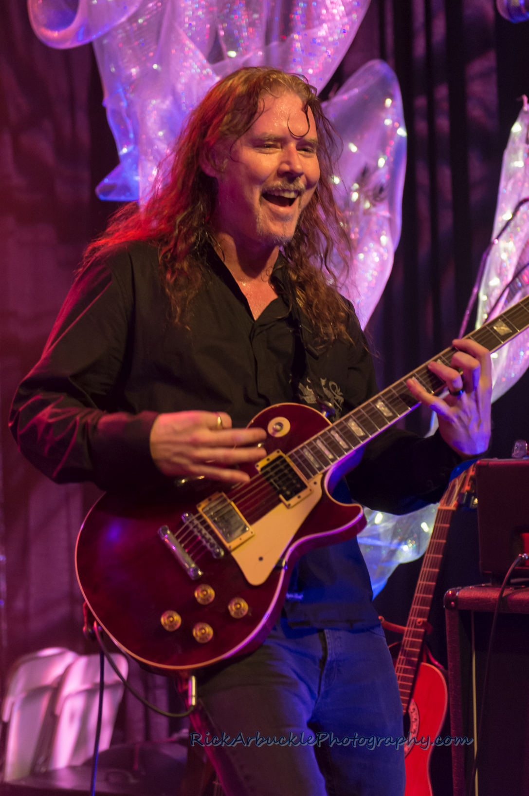 Leslie Rohonczy Band - Greenfield's 2016 12 09  03