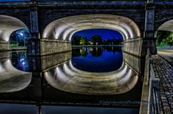 Rideau Canal night 03