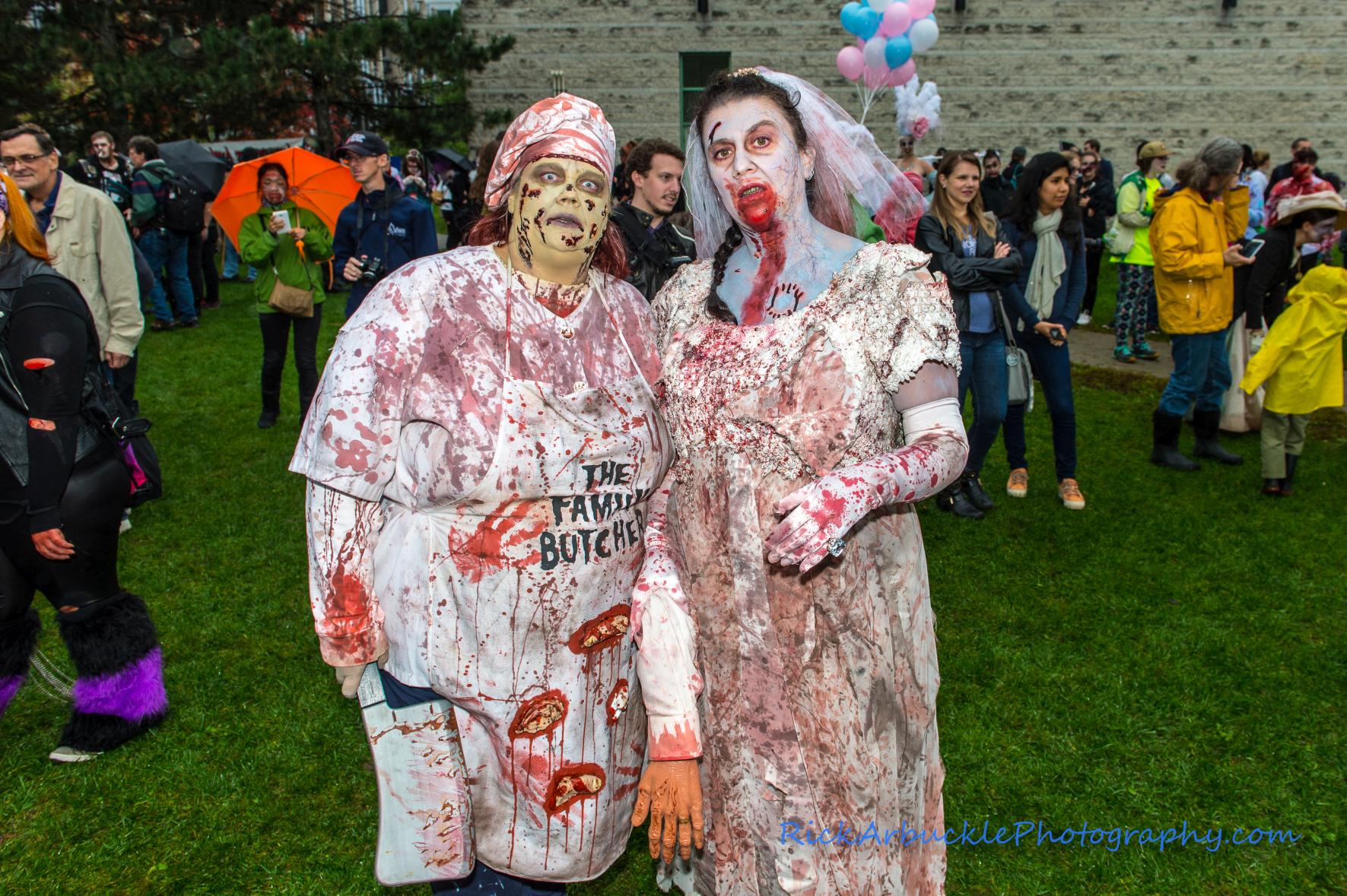 Ottawa Zombie Walk - 2016  07
