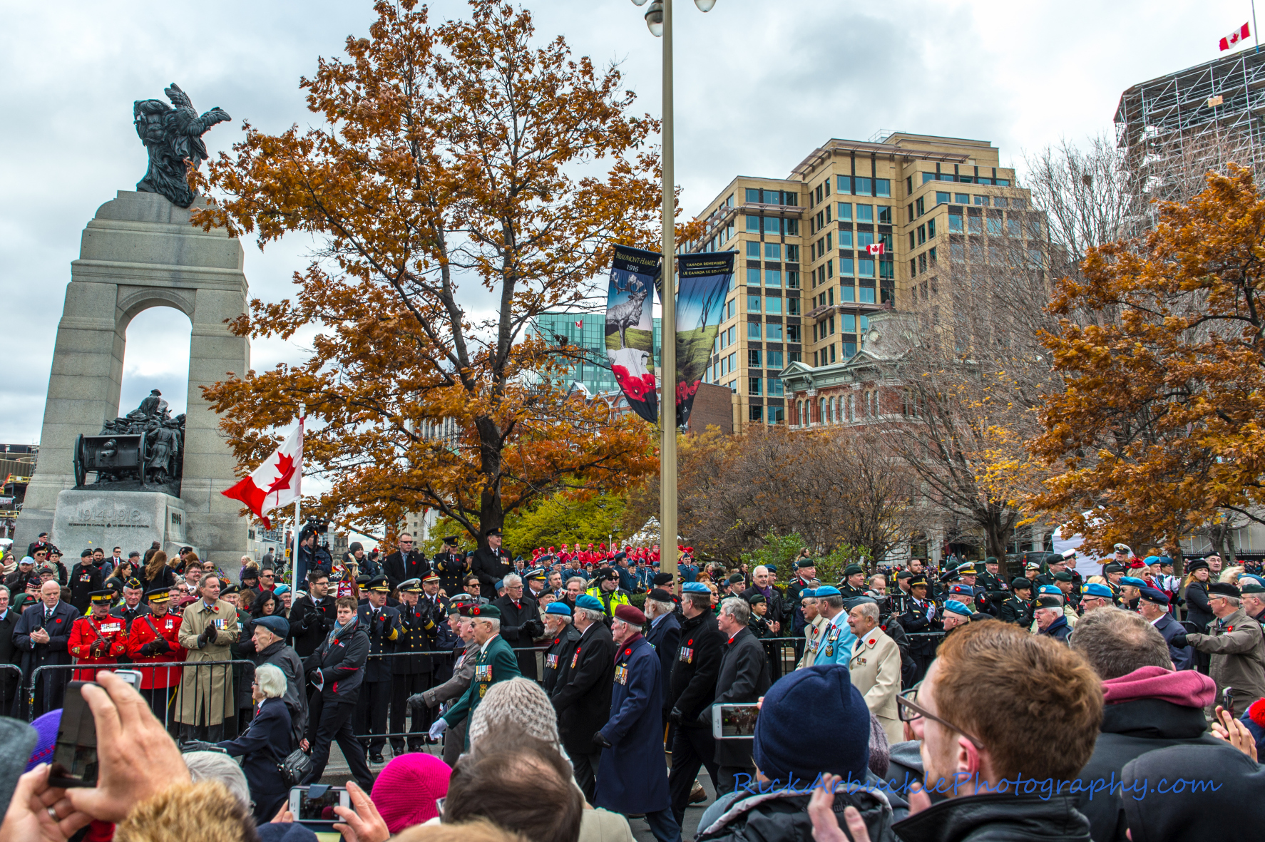 Remembrance Day - 2016  16