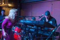 Leslie Rohonczy Band - Moose McGuire's 24-09-2016 25