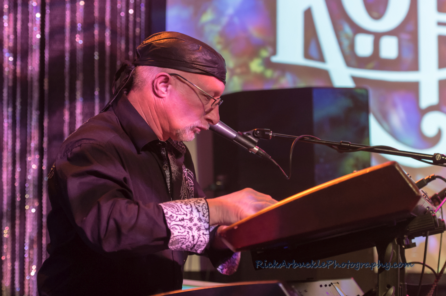Leslie Rohonczy Band - Greenfield's 2016 12 09  38