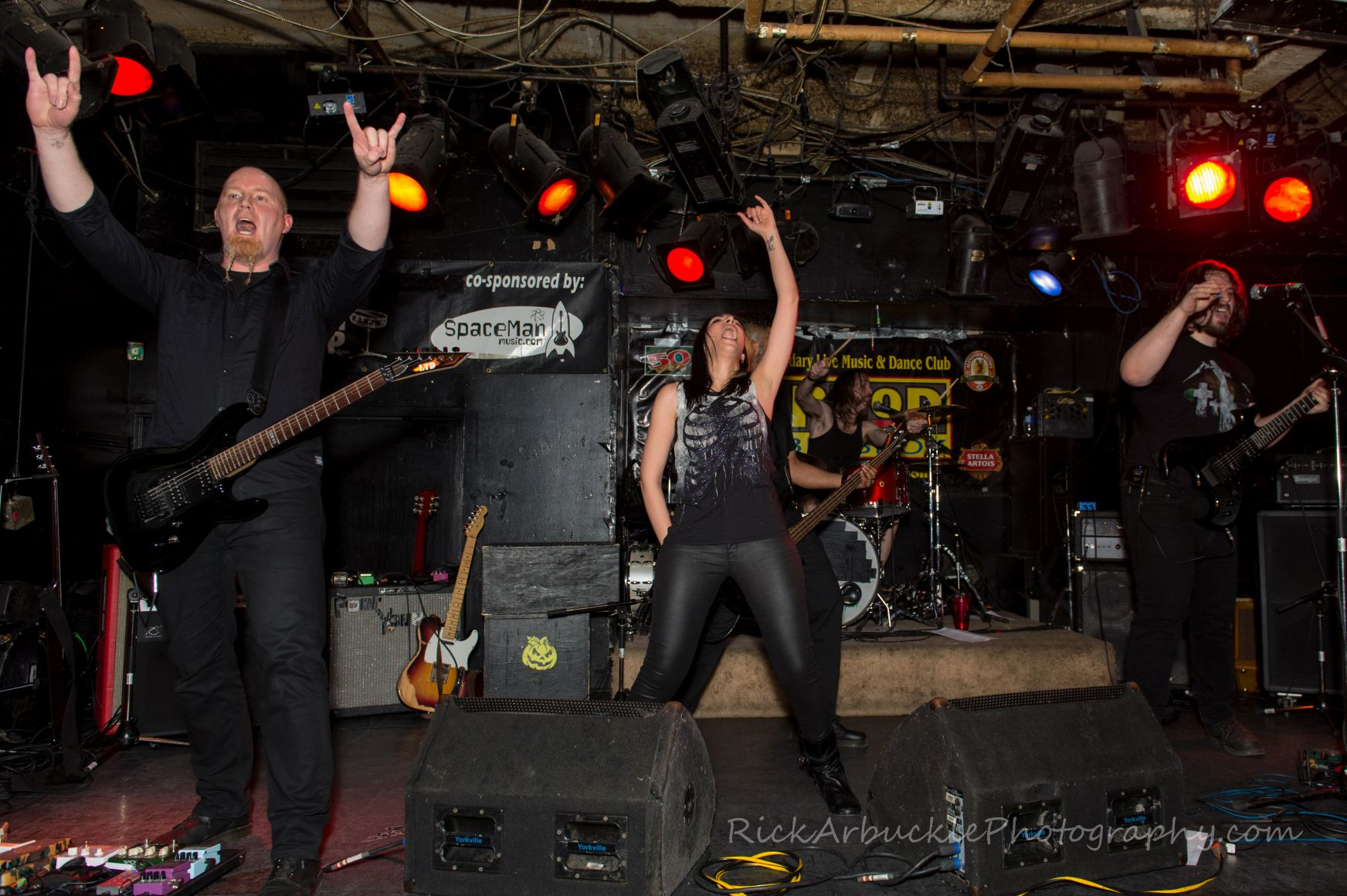 Aenigma at Zaphod's 31