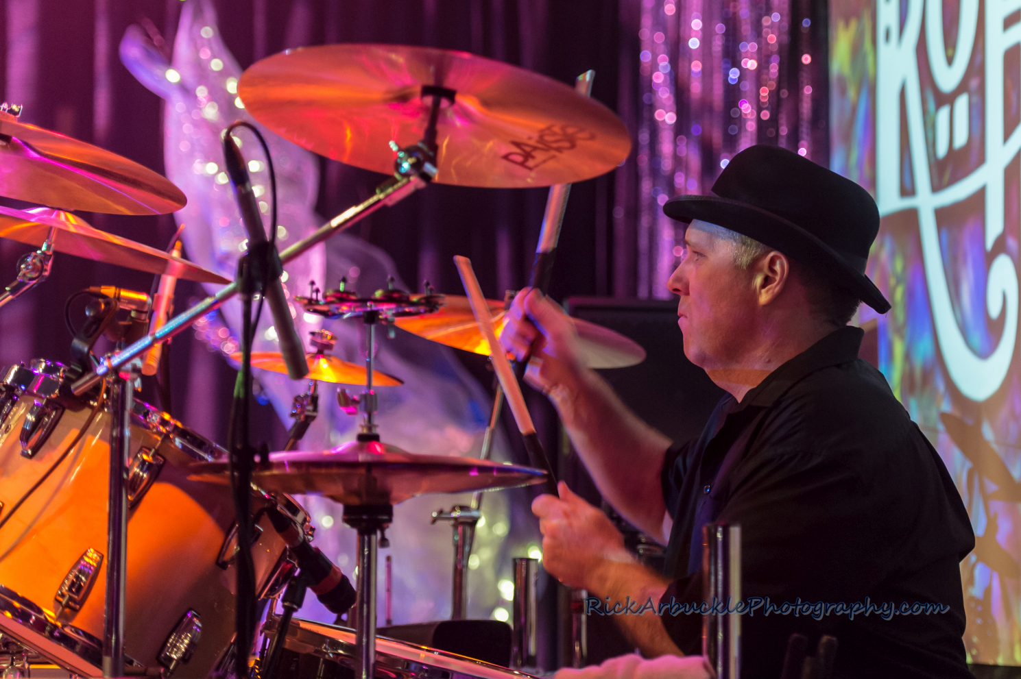 Leslie Rohonczy Band - Greenfield's 2016 12 09  37